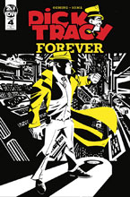Image: Dick Tracy Forever #4 (incentive cover - Oeming) (10-copy)  [2019] - IDW Publishing