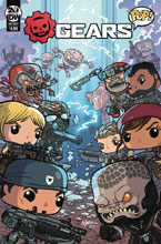 Image: Gears of War: Pop One-Shot #1 (cover A - Pena) - IDW Publishing