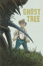 Image: Ghost Tree #4 (cover A - Gane) - IDW Publishing