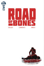 Image: Road of Bones #3 (cover A - Cormack) - IDW Publishing