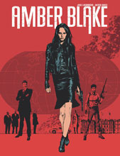 Image: Amber Blake Vol. 01 SC  - IDW Publishing