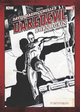 Image: David Mazzuchelli's Daredevil: Born Again Artisan Edition SC  - IDW Publishing