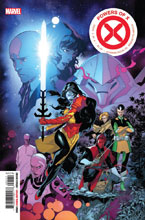 Image: Powers of X #1 - Marvel Comics