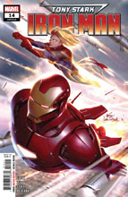 Image: Tony Stark: Iron Man #14 - Marvel Comics