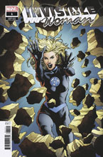 Image: Invisible Woman #1 (incentive cover - McNiven) - Marvel Comics