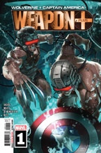 Image: Wolverine and Captain America: Weapon Plus #1 - Marvel Comics