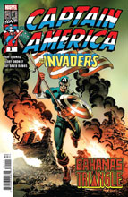 Image: Captain America & the Invaders: The Bahama's Triangle #1 - Marvel Comics