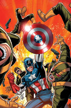 Image: Captain America & the Invaders: The Bahama's Triangle #1 (variant cover - Lim) - Marvel Comics