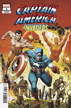 Image: Captain America & the Invaders: Bahamas Triangle #1 (incentive cover - Zircher)  [2019] - Marvel Comics