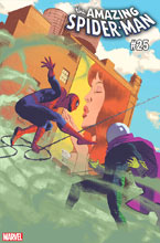 Image: Amazing Spider-Man #25 (incentive cover - Smallwood) - Marvel Comics