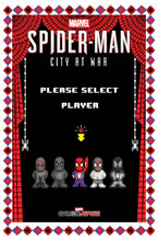 Image: Marvel's Spider-Man: City at War #5 (variant 8-Bit cover - Waite) - Marvel Comics
