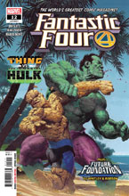 Image: Fantastic Four #12 - Marvel Comics