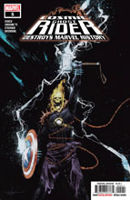 Image: Cosmic Ghost Rider Destroys Marvel History #5 - Marvel Comics
