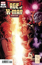 Image: Age of X-Man Omega #1 (variant cover - Portacio) - Marvel Comics