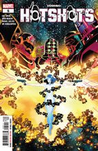 Image: Domino: Hotshots #5 - Marvel Comics