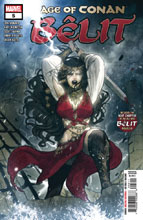 Image: Age of Conan: Belit #5 - Marvel Comics