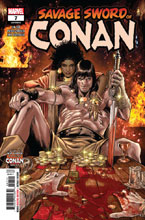 Image: Savage Sword of Conan #7 - Marvel Comics