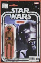 Image: Star Wars #69 (variant Action Figure cover - Christopher) - Marvel Comics