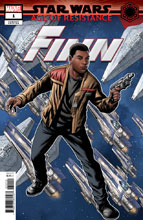 Image: Star Wars: Age of Resistance - Finn #1 (variant Puzzle-Piece cover - McKone) - Marvel Comics
