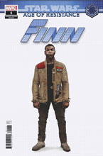 Image: Star Wars: Age of Resistance - Finn #1 (variant Concept cover) - Marvel Comics
