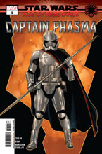 Image: Star Wars: Age of Resistance - Captain Phasma #1 - Marvel Comics
