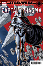 Image: Star Wars: Age of Resistance - Captain Phasma #1 (variant Puzzle-Piece cover - McKone) - Marvel Comics