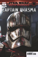Image: Star Wars: Age of Resistance - Captain Phasma #1 (incentive cover - Movie)  [2019] - Marvel Comics