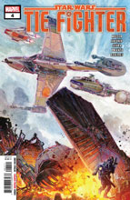 Image: Star Wars: Tie Fighter #4 - Marvel Comics