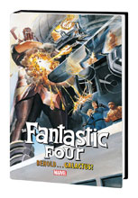 Image: Fantastic Four: Behold... Galactus! Marvel Select Edition HC  - Marvel Comics