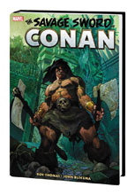 Image: Savage Sword of Conan Original Marvel Years Omnibus Vol. 02 HC  - Marvel Comics