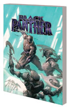 Image: Black Panther Vol. 07: The Intergalactic Empire of Wakanda Part Two SC  - Marvel Comics