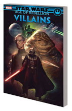 Image: Star Wars: Age of Rebellion - Villains SC  - Marvel Comics