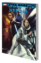 Image: Star Wars: Age of Rebellion - Heroes SC  - Marvel Comics
