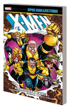 Image: X-Men Epic Collection: Dissolution and Rebirth SC  - Marvel Comics