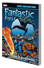 Image: Fantastic Four Epic Collection: Mystery of the Black Panther SC  - Marvel Comics