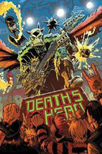 Image: Death's Head by McKone Poster  - Marvel Comics