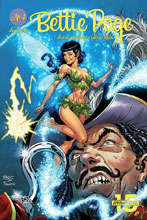 Image: Bettie Page: Unbound #4 (cover A - Royle) - Dynamite