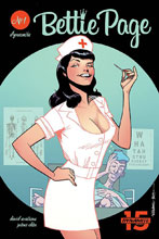 Image: Bettie Page: Unbound #4 (cover C - Williams) - Dynamite