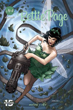 Image: Bettie Page: Unbound #4 (cover D - Ohta) - Dynamite