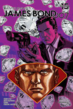 Image: James Bond 007 #9 (cover A - Johnson) - Dynamite