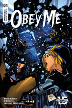 Image: Obey Me #4 (cover A - Herrera) - Dynamite