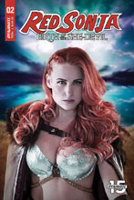 Image: Red Sonja: Birth of the She-Devil #2 (cover C - Cosplay) - Dynamite