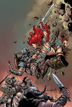 Image: Red Sonja: Birth of the She-Devil #2 (incentive cover - Davila virgin) (10-copy) - Dynamite