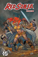 Image: Red Sonja #6 (cover A - Conner) - Dynamite