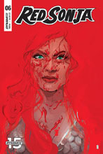 Image: Red Sonja #6 (cover C - Ward) - Dynamite