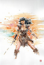 Image: Xena: Warrior Princess Vol. 03 #4 (incentive cover - Mack virgin) (10-copy)  [2019] - Dynamite