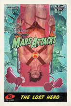 Image: Warlord of Mars Attacks #2 (cover D - Caldwell) - Dynamite