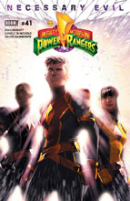 Image: Mighty Morphin Power Rangers #41 (cover A - Campbell) - Boom! Studios