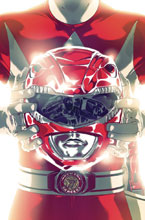 Image: Mighty Morphin Power Rangers #41 (variant Preorder Foil cover - Montes) - Boom! Studios