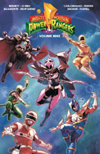 Image: Mighty Morphin Power Rangers Vol. 09 SC  - Boom! Studios